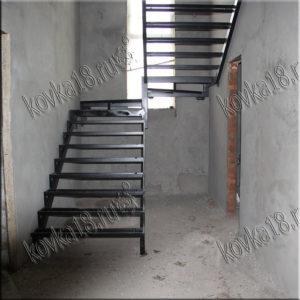 лестницы на второй этаж угол наклона