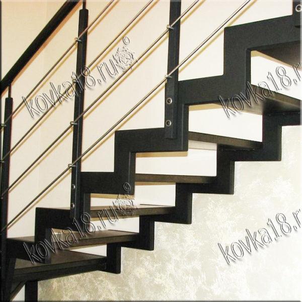 лестницы металлические на второй