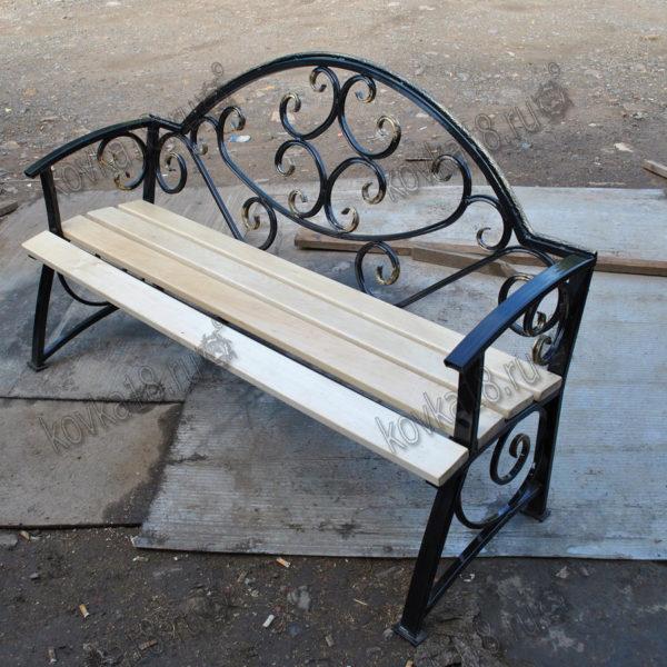 скамейка 2 метра